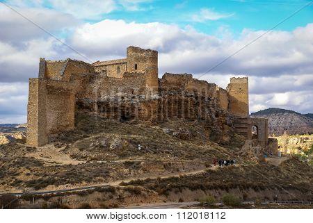 Zorita Castle, Castilla La Mancha, Spain