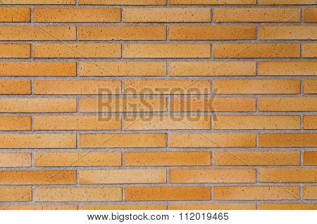 Red patten brick wall background
