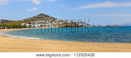 Logaras beach