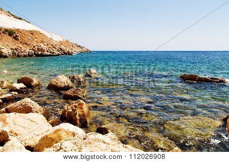 Asia In Thurkey Antalya Lycia Way   Rocks