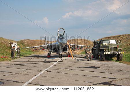 Ukrainian Air Force Mig-29
