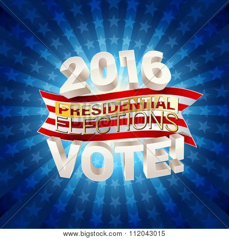 Usa Presidential Elections Background