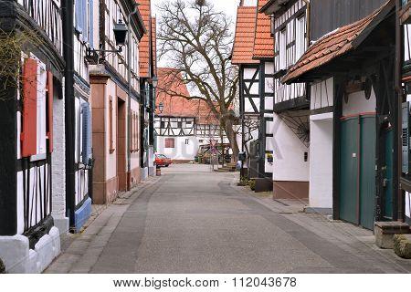 Traditional German Houses, Fachwerkhaus