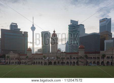 Merdeka Square  Kuala Lumpur