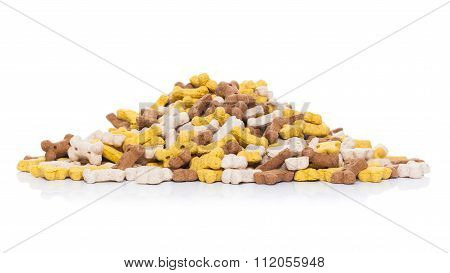 Mound Of Pet Food