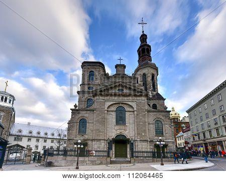 Basilique Notre-dame-de-quebec