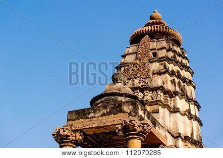 Temples at Khajurao India