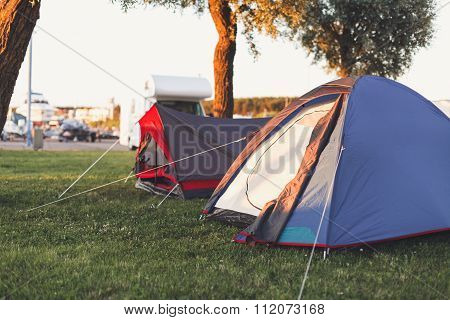 Tents Outdoors Camping