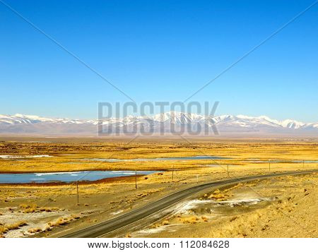 Chuysky Tract - The Road To Mongolia