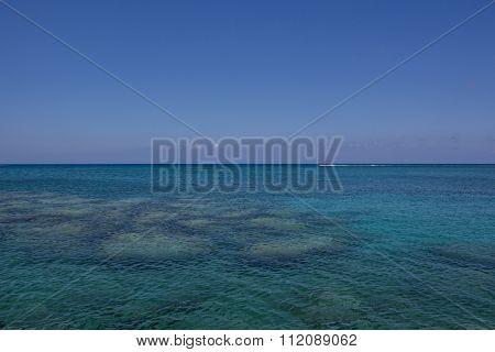 Mediterranean Sea, Protaras, Cyprus