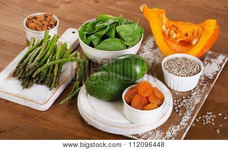 Foods Containing Vitamin E