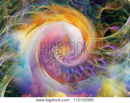 Spiral Abstraction