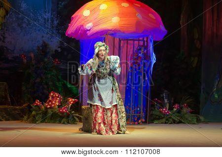Incredible Adventures Of Ksyusha In Dreamland