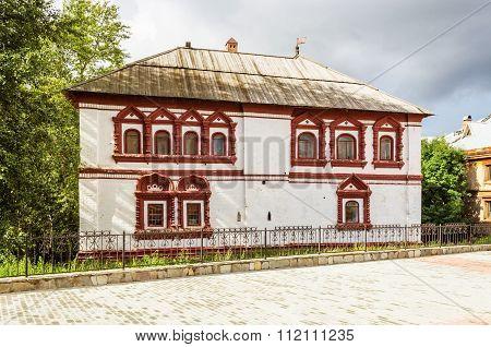 old house in solikamsk