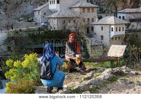 Girls in Bosnia and Herzegovina