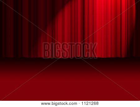 Theatre Curtain