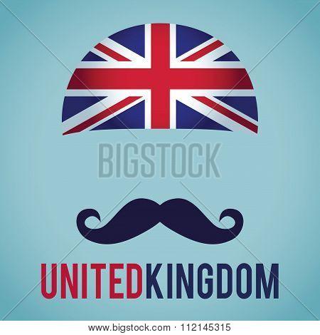 Head Band Of United Kingdom