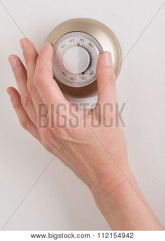Home Thermostat