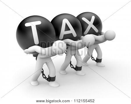 Overall tax burden
