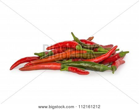 Cayenne Pepper Chili