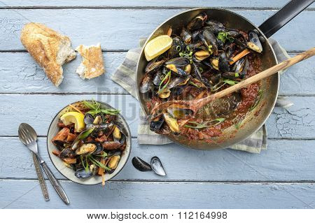 Sailors Mussel