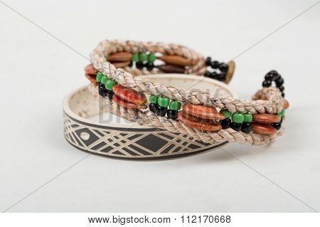 Himba Handcrafted Bracelet