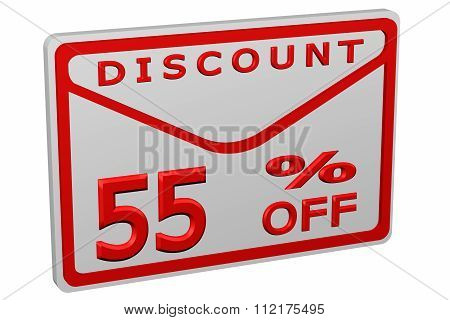 Envelope With Sign Discount 55 % Off