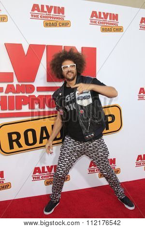 LOS ANGELES - DEC 12:  Redfoo at the