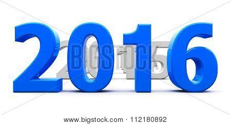Blue 2016 Come
