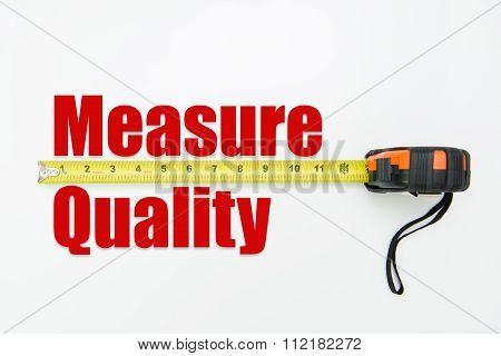 Quality Measurement Concept