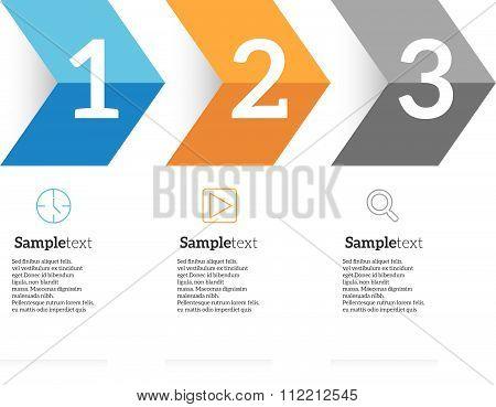 infographic vector elements