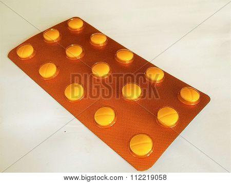 Generic Medication Packet