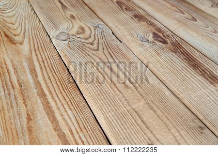 Unpainted Wooden Surface
