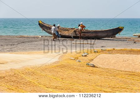 Varkala Fishermen