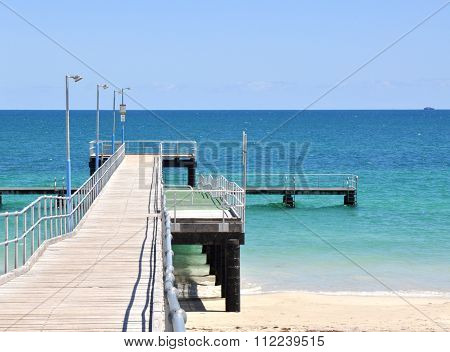 Coogee Beach Jetty Platform