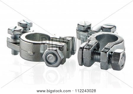 Car Exhaust Metal Holder