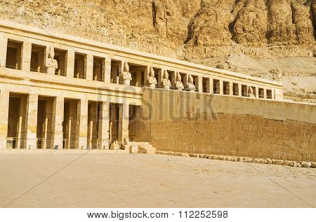 The Ancient Egyptian Temple