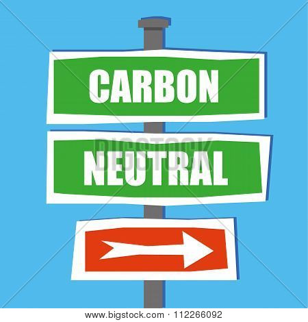 Carbon Neutral This Way