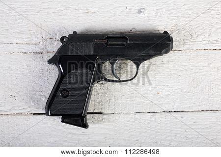 Firearms. Gun