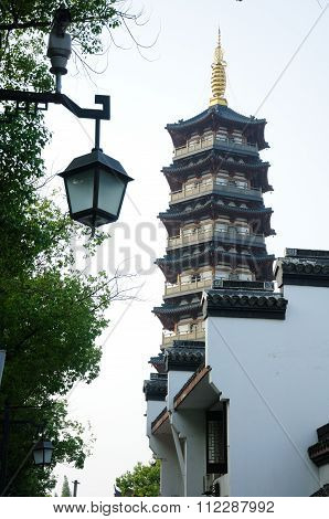 Yong an Pagoda Anting Town