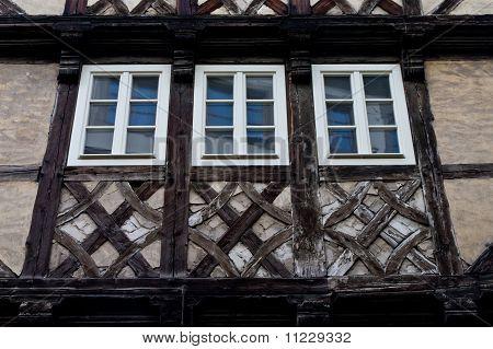 Quedlinburg old town church