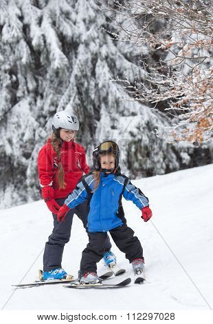 Learning Ski