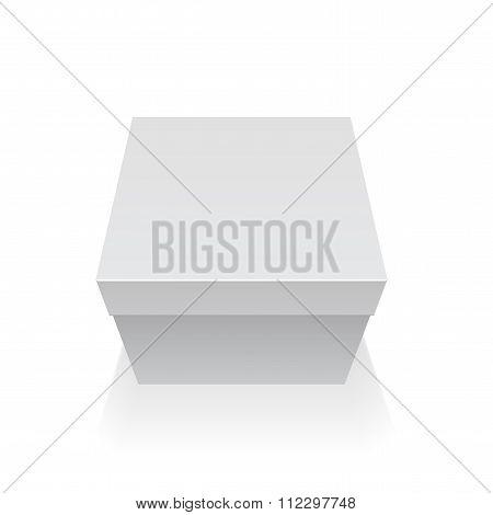 White Package Cardboard Box Set
