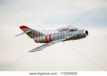 Mig-17 Fighter Jet