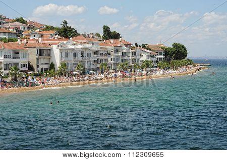 Prince Islands Istanbul - Kinaliada, Adalar, Beach, Summer