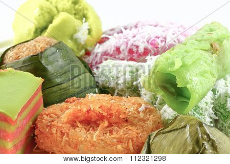 Assortment Of Traditional Malay