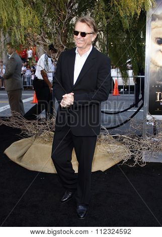 HOLLYWOOD, CALIFORNIA - September 19, 2010. Sam Neill at the Los Angeles premiere of