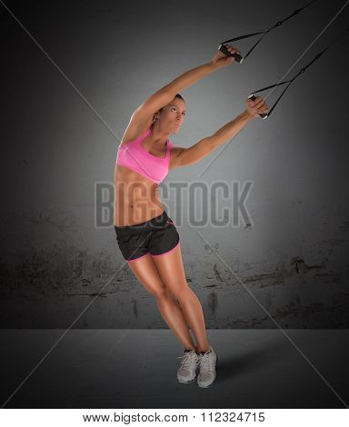 Training with the TRX