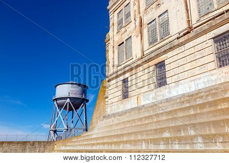 Alcatraz, San Francisco, California - Usa