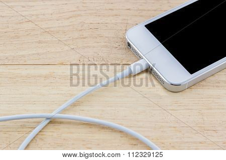 Usb Cable For Smartphone.